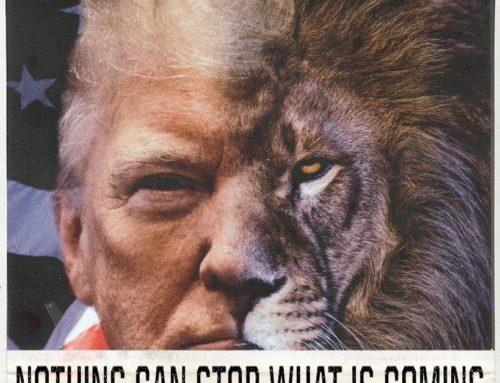Trump schickt uns Deutschen doch wahrlich einen Befreier!