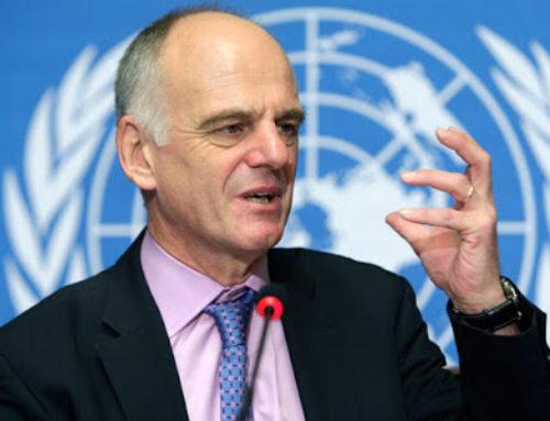 WHO krebst zurück- Statement vom Sondergesandten der Weltgesundheitsorganisation für COVID-19