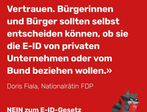 Am 7. März stimmt die Schweiz über das E-ID-Gesetz ab.