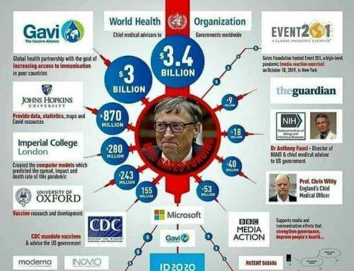 Der Virologe Geert Vanden Bossche warnt vor Massenimpfungen